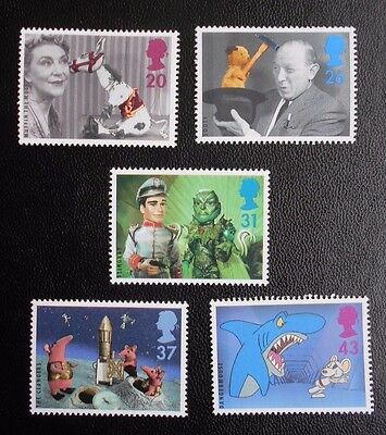 GB Childrens TV Stamps 1996