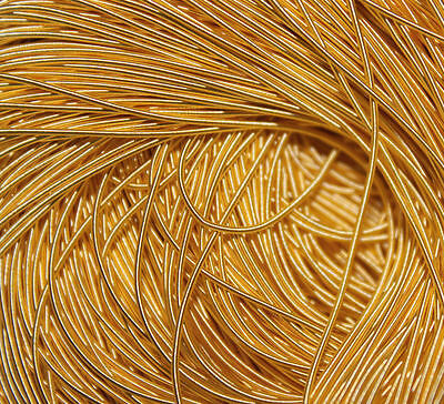 """191"""" inches Gold Rough Purl Gold Bullion Metal Thread French Cord,Embroidery"""