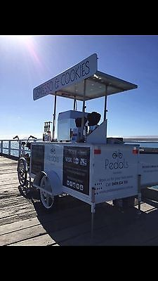 Mobile Coffee Carts
