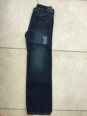 Abercrombie & Fitch boys jeans age 8 yrs. BNWT