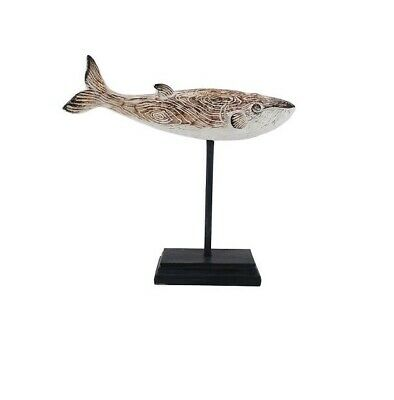 New Glass Paperweight Multicolour Petals Blue Yellow 7 x 7 x 7 cm
