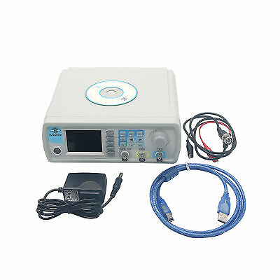 JDS6600 Dual-Ch Function Arbitrary Waveform Signal Generator Frequency Meter