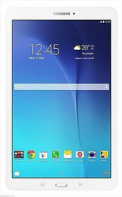"""tablet Galaxy E 9,7"" Samsung Sm-T560  Wifi Pearl White ""offerta Shop"""