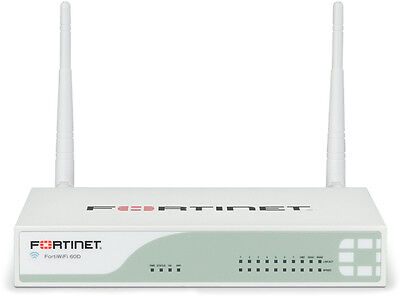 Fortinet FortiWIFI 60D Firewall Security Appliance (FWF-60D)