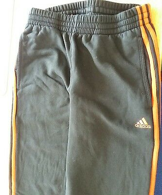 Adidas jogging bottoms age 13-14