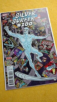 SILVER SURFER #6 (2016) 1ST PRINTING BAGGED & BOARDED (Charity Auction)
