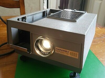 Hanimex Rondette 400s slide projector