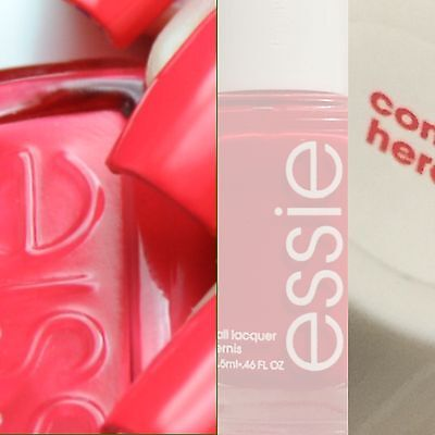 Essie Nail Polish Lacquer 13.5 ml # COME HERE  Free And Safe Postage