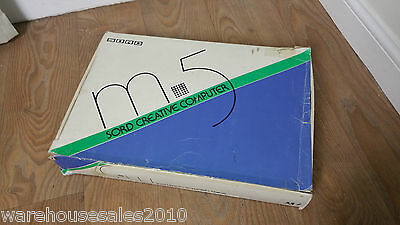 Sord M5 80s Retro Home Computer System Boxed