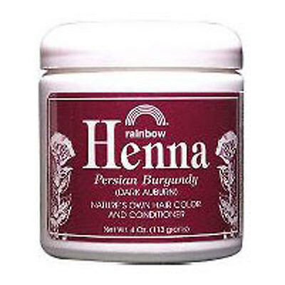 Henna PERSIAN BURGUNDY, 4 OZ by Rainbow Research