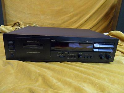 Nakamichi DR3  Cassette  Deck  , GOOD WORKING ORDER