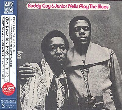 Buddy Guy and Junior Wells - Play The Blues [CD]