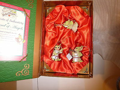Pocket Dragon Large A Band Of Angels Boxed &  Mint Limited Edition 2744