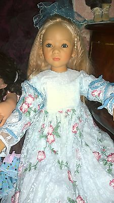 ANNETTE HIMSTEDT 2003 FAIRYTALE KINDER COLLECTON CINDERELLA with CERTIFICATE