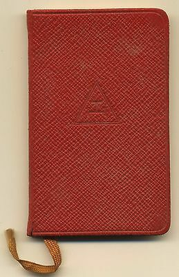 The Complete Workings of the Royal Arch Degree (1957 Masonic Book) Freemasons