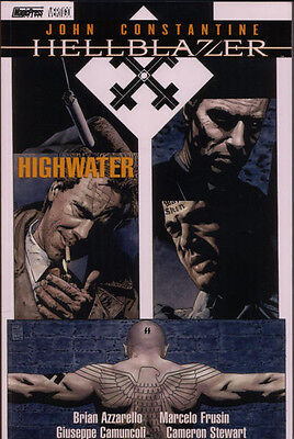 John Constantine: Hellblazer:  Highwater  collectors Large P/B Vertigo 2002