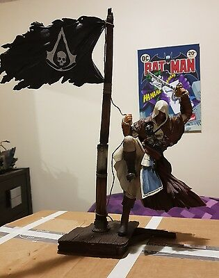 Assassin Creed Black Flag Collectors Edition Statue Figure Only