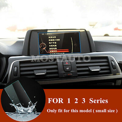 For BMW 1 2 3 Series F20  F22 F30 (Small Size)GPS Navigation Screen Protector