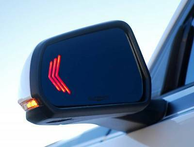 CDC 2015-2017 Fits Ford Mustang Sequential Mirrors with BLIS and Aspheric Glass