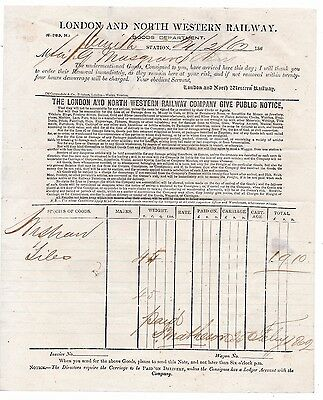 1862 penny red star / Penrith Duplex on London & North Western Railway letter.