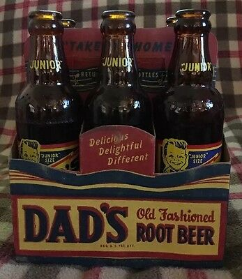 1950S Dad's Root Beer Six Pack