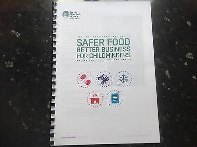 safer food better business for childminders food standards childminding SFBB