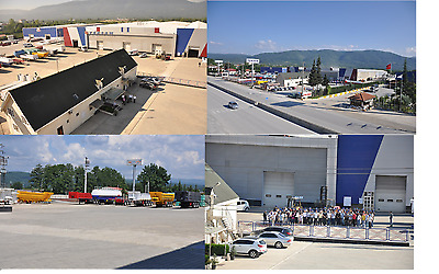 We sell our truck trailer production company in Turkey