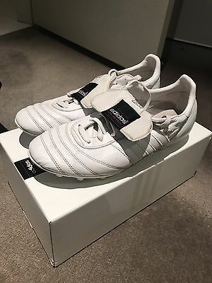 adidas copa mundial Triple White Limited Edition Size 10us