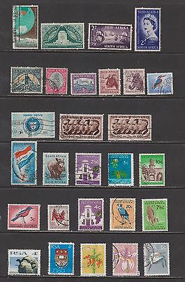 South Africa- Lot 1380, Used.