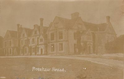 Preshaw House, Country House, Winchester, Hampshire. Rp, C1920.