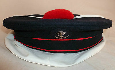 Bachi + Coiffe Bonnet de Marin Marine Nationale France post WWII ORIGINAL T 55