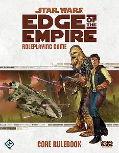 Star Wars: Edge of the Empire Core Rulebook 9781616616571