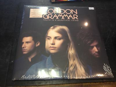 London Grammar - Truth Is A Beautiful Thing Deluxe 2-Lp + Download New Sealed