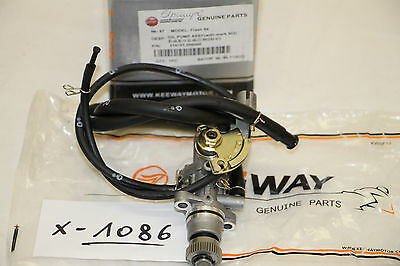 KEEWAY Flash 50, Original Ölpumpe Neu, 219101006000,