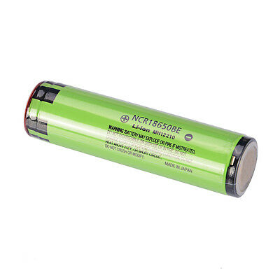 928664 1Pcs Ncr18650Be 3200Mah 3.7V Protected Li-Ion Rechargeable Battery