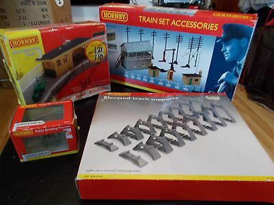 hornby 4 boxed trainset accessories
