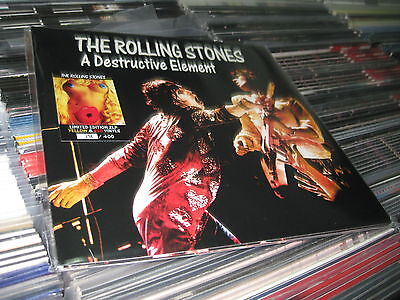 The Rolling Stones 2 Lp A Destructive Element