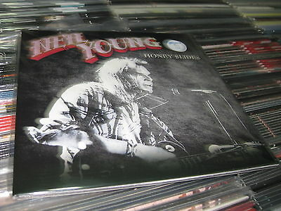Neil Young 2 Lp Honey Slides   Colour Vinyl