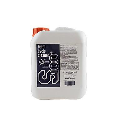 In Stock S100 Total Cycle Cleaner 5 Liter Canister 12005L
