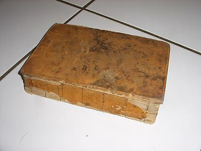 very old book on the Battle of Waterloo