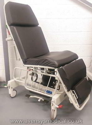 Steris Hausted APC Hydraulic Stretcher (Fully Functional with warranty)