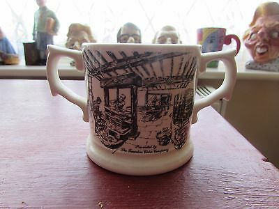 Taunton Cider Company Special Edition Double Handled Miniature Loving Cup Wade