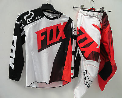 Fox 180 Motocross Jeans Pants Size Youth  6 / 22