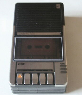 Funky Retro Vintage Biscuit Advertising Tin Tape Recorder Cassette Player Prop