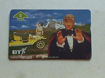 BT  Phone Card Doctor Who 1973