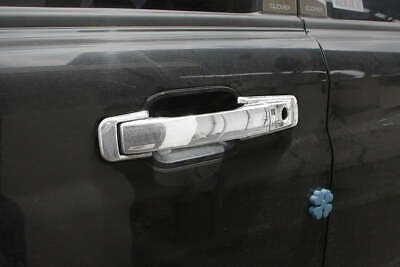 For Ssangyong Kyron 2006 - 2011 Chrome Door Handle Cover Trim Set (12 pieces)
