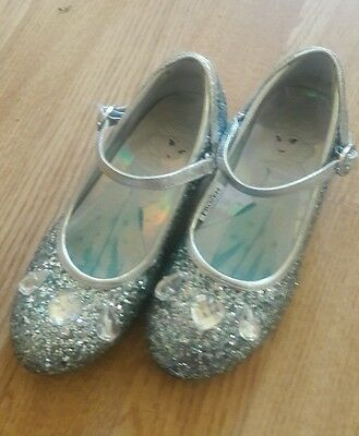 Girls Frozen party shoes size 11