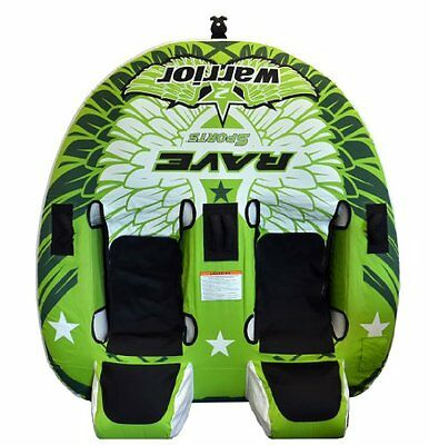 RAVE Sports 2 Person Warrior Boat
