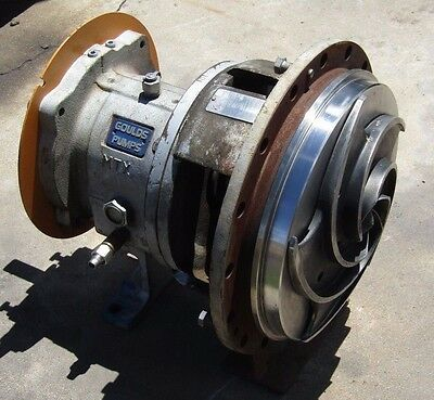 Goulds Mtx 3196 1.5X3-13 10 Centrifugal Pump Stainless