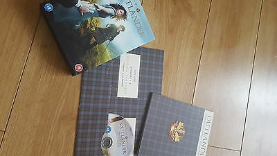 Outlander Complete Season 1 Collector's Edition dvd boxset disc one missing